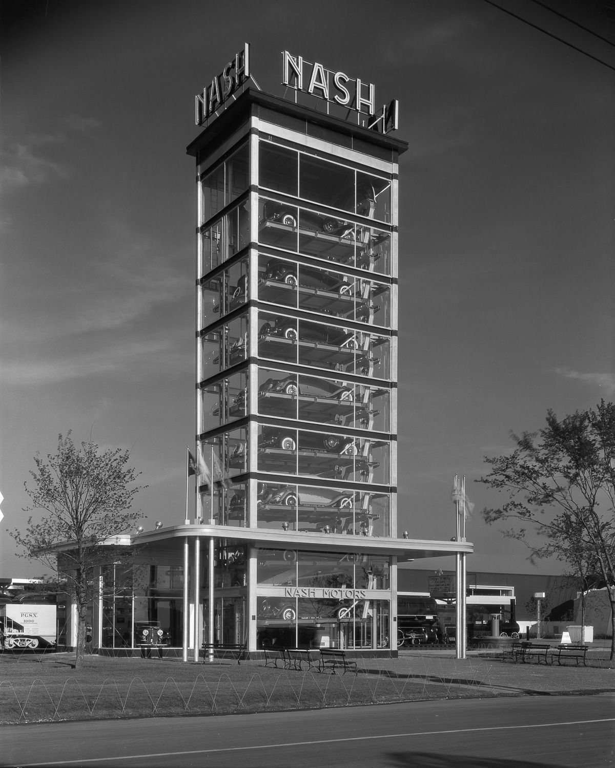nash motors in 1930